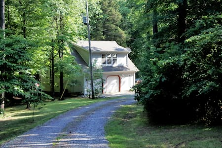 Secluded Country Get-Away, close to Kentucky Lake.