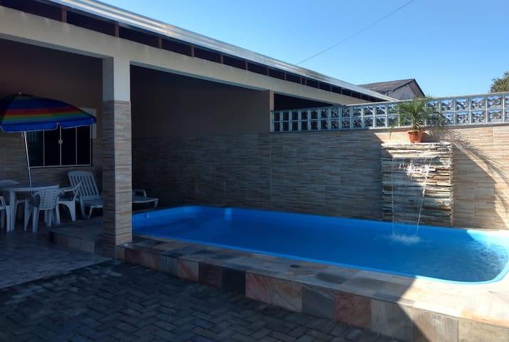 Excelente Residência em Ipanema- Pontal do Paraná