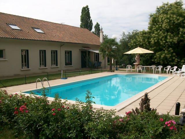 Gîte rural Le Bois de Luché (2) - Rom