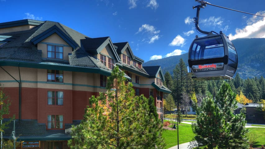 Marriott Timber Lodge Two Bedroom Unit 12/13-12/20