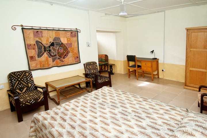 Kinkawe House Bedroom 5 (18 m²)