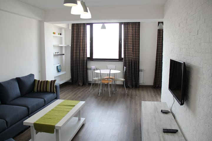 Cozy Two Bedroom by Opera House - Yerevan