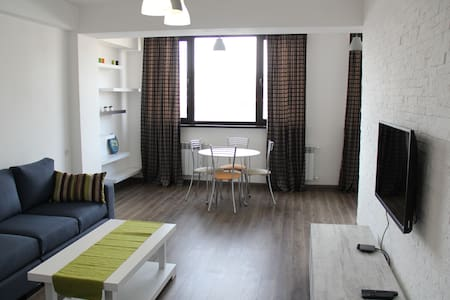 Cozy Two Bedroom by Opera House - Yerevan - Apartment