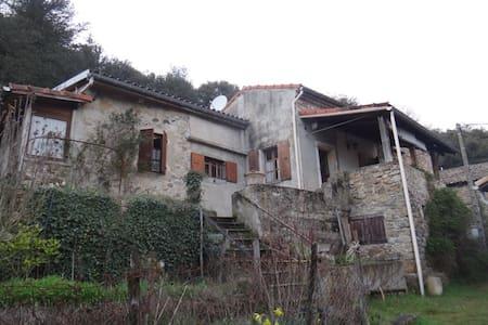 Charmante maison ardechoise - Saint-Fortunat-sur-Eyrieux - Rumah
