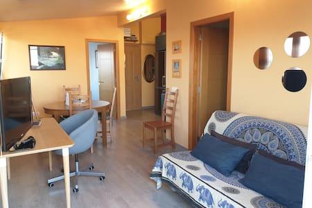 Apartamento equipado en La Cuesta.