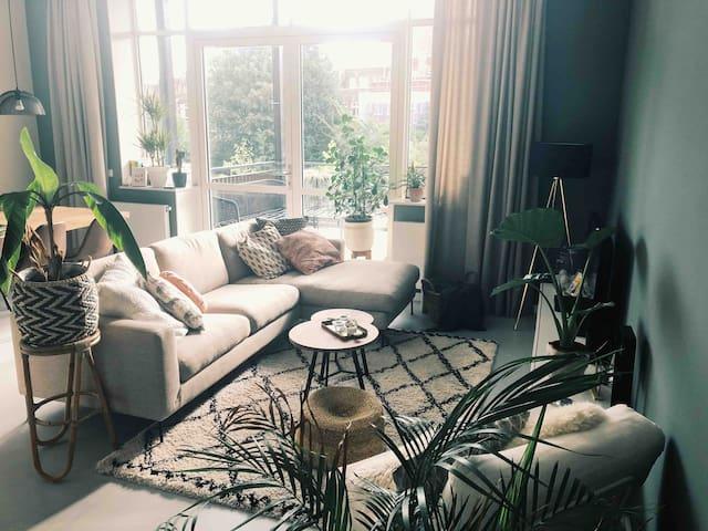 Amazing apartment Rotterdam city centre