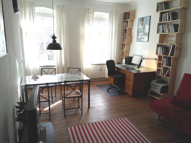 Lovely and quite Studio apartment Friedrichshain