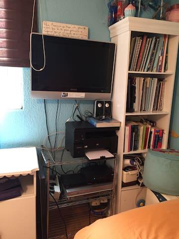 Televisión con cable y acceso a internet