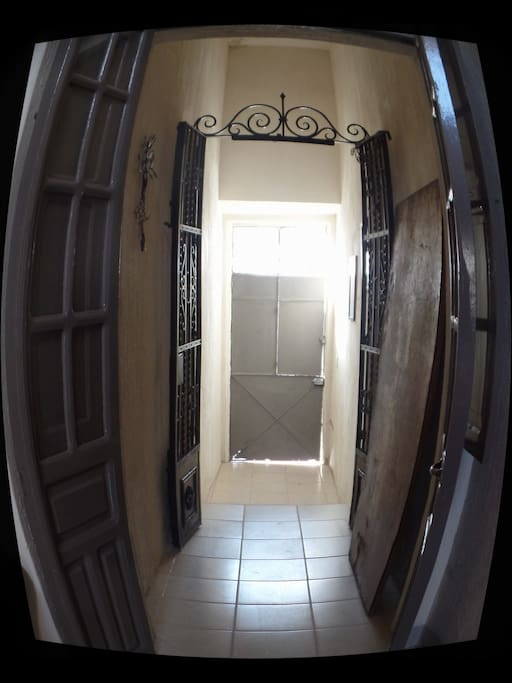 Pasillo de entrada