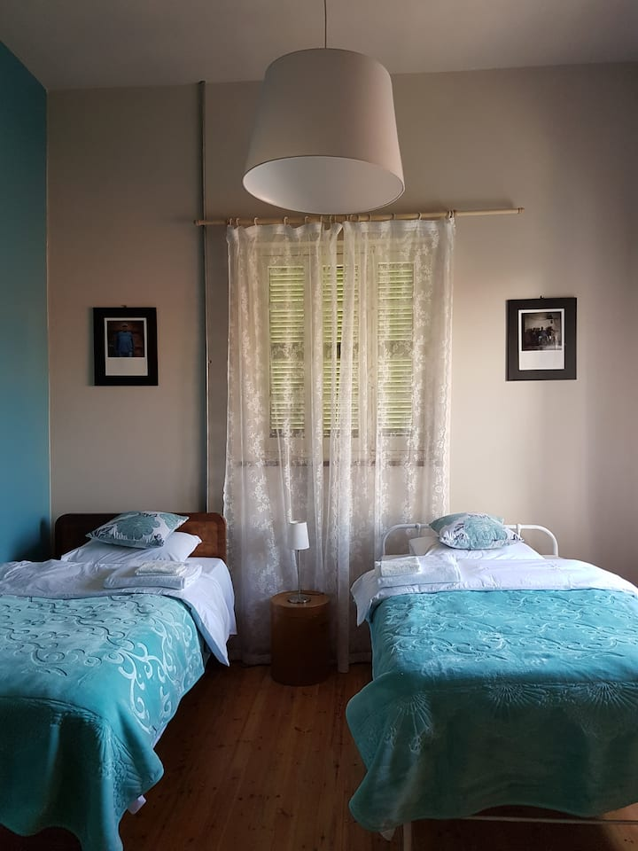 Lovely private room (Skye room) in a guesthouse