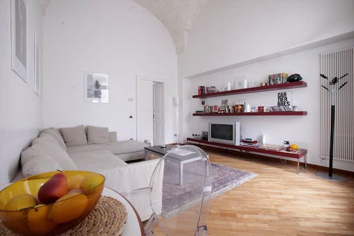 Stylish design apartment. Top location.