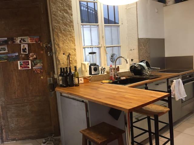 Belle chambre rue de la Thibaudière