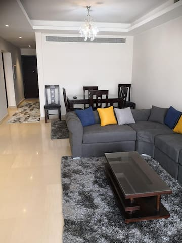 Fully furnished 2BR Apt in Cairo festival City