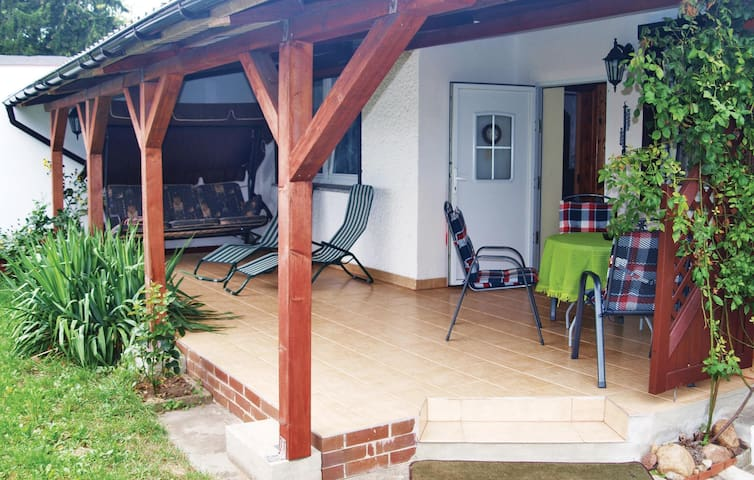 Holiday cottage with 1 room on 28m² in Hildebrandshagen