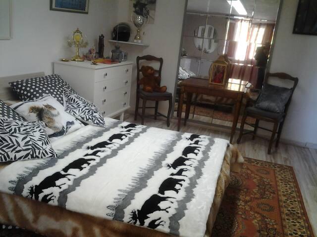 chambre individuelle dans annexe - Draguignan - House