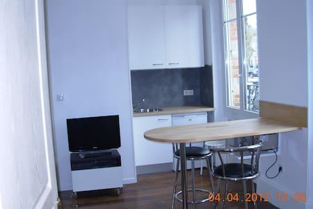 Studio meublé, équipé, wifi, proche CV. - Châlons-en-Champagne