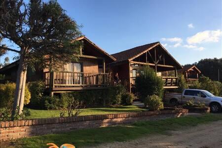 Casa en Lago Rapel, Pta. Verde, Marina las Piedras