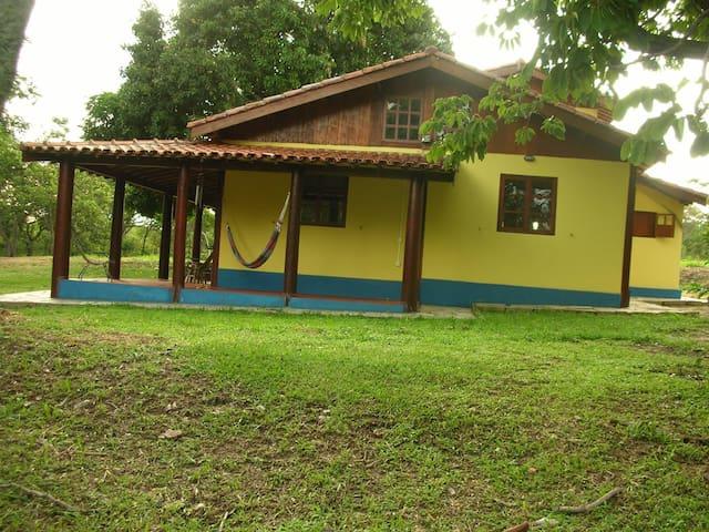 Casas Horayma Sol-Casa Pireneus - Pirenópolis  - Dům
