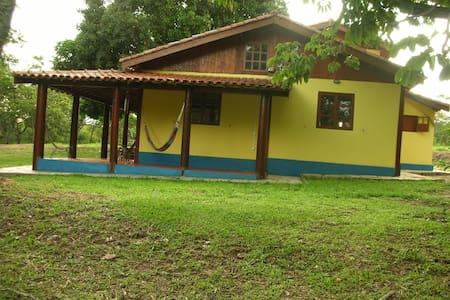 Casas Horayma Sol-Casa Pireneus - Pirenópolis  - 独立屋