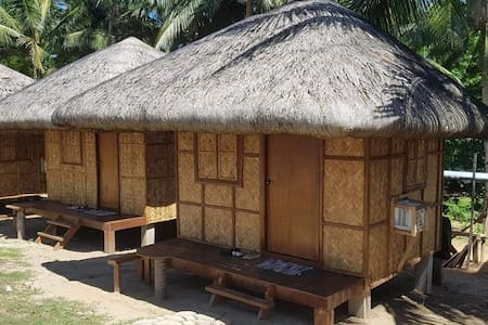 Nipa Hut Accommodation