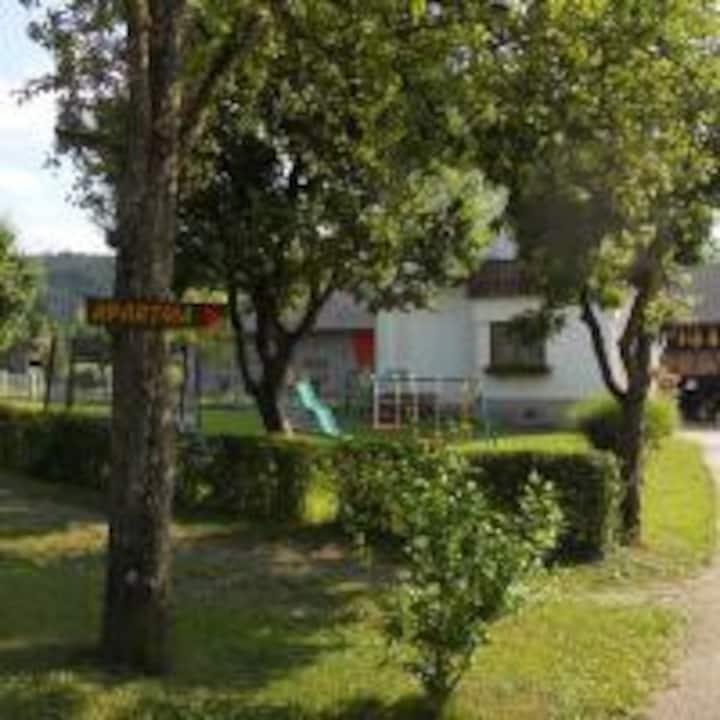 Apartma Pr Fajfarju