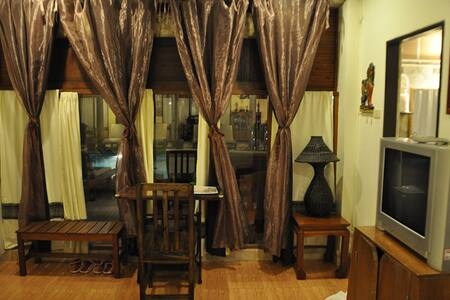 Cozy Double Room in Sukhothai - Byt