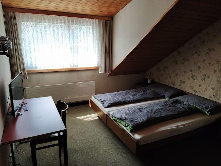Zimmer 313 - ideal für zwei