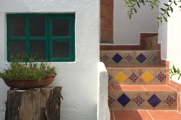 El Arroyo in Tequisquiapan, Mex Room 2