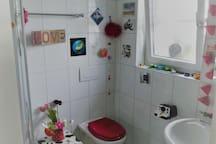 Dusche/WC (Parterre)