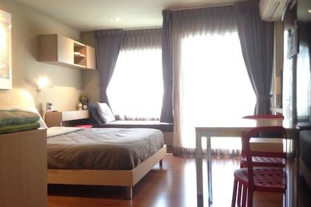 Surawong City - Μπανγκόκ - Διαμέρισμα
