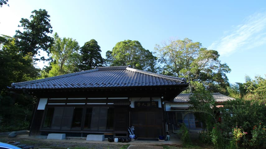 B&B, Ancient House & free pick up Ariport NT1 No.8 - Shibayama-machi - Bed & Breakfast