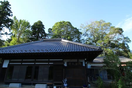 B&B, Ancient House & free pick up Ariport No.8 - Shibayama-machi