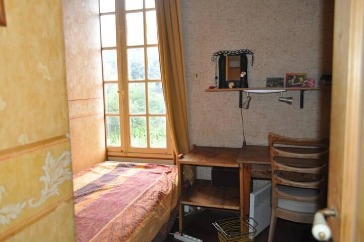 Petite chambre intime