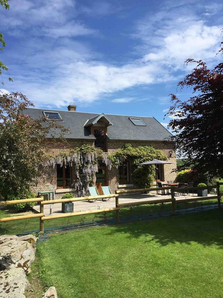 La petite maison de campagne  Meublé tourisme 3*