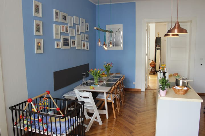 Your dream holiday starts here (child-oriented) - Berlijn - Appartement