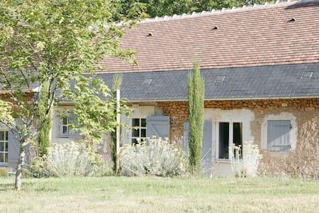 espace de tranquilité - Lavernat - House