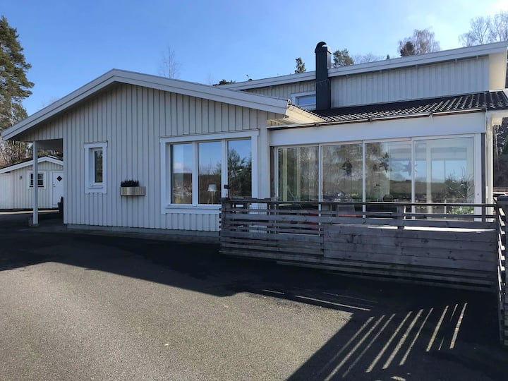Familjeidyll / House close to Gothenburg