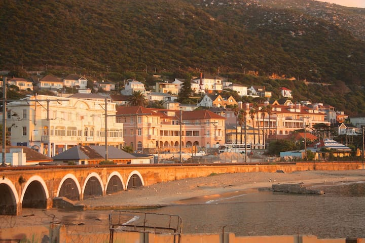 A luxury apartment in Kalk Bay's Majestic Village - Kapstadt - Wohnung