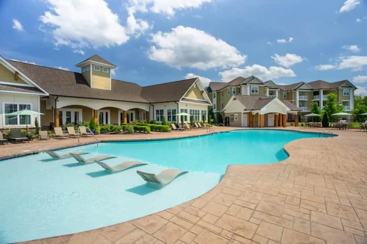 Modern Rental in Ooltewah, Near Chattanooga!