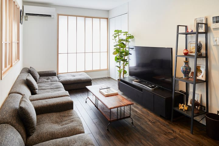 Quiet Cosy Detached House near Ikebukuro Seibu