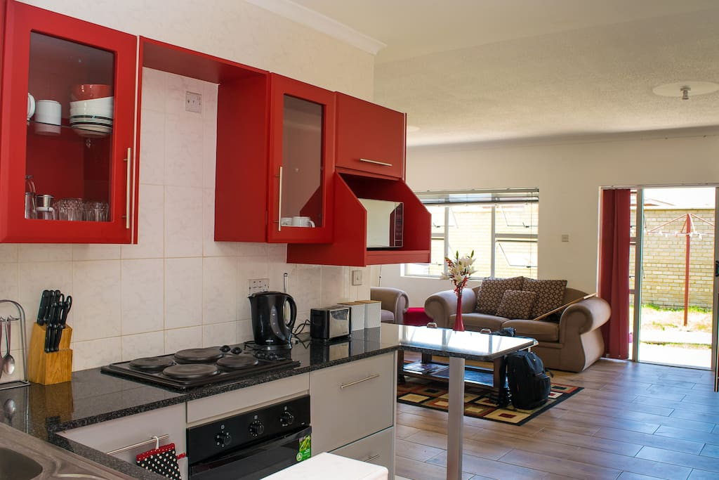 Elegantly furnished apt in secure gated community for Bedroom furniture zimbabwe