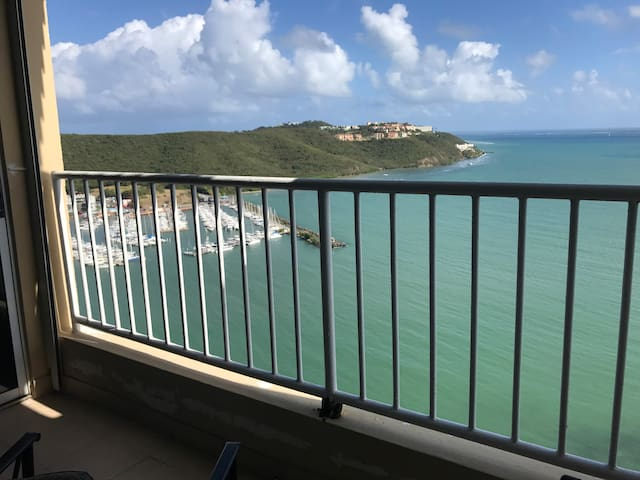 Beautiful Ocean View Apartment - Fajardo - Apartamento
