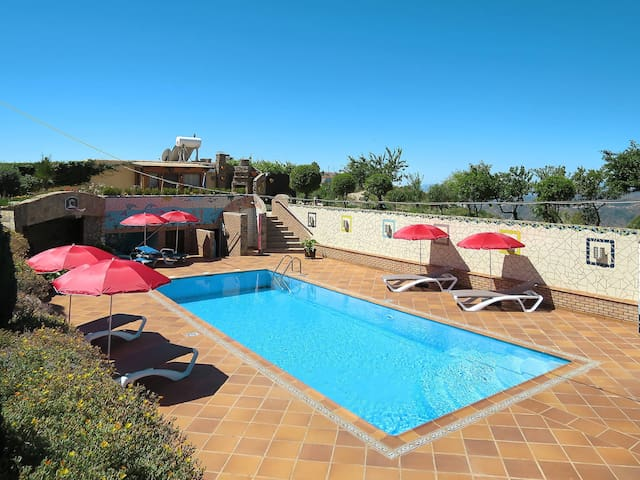 Holiday apartment in Almogia
