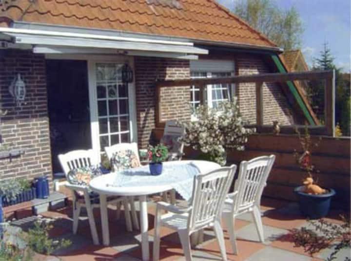 Urgemütliche 2-Zimmer-Ferienwohnung in Papenburg