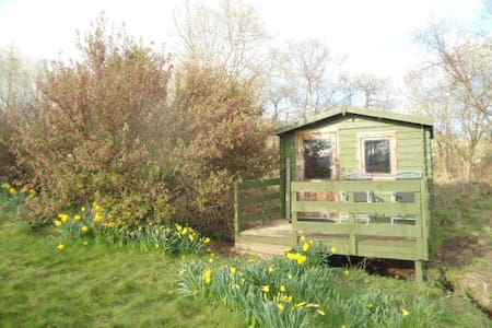 Garden Cabin with cosy double bed - Strachan - Capanna
