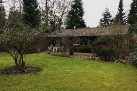 Gezinsvriendelijk vakantiehuisje in de Achterhoek! - Winterswijk - Bungalou