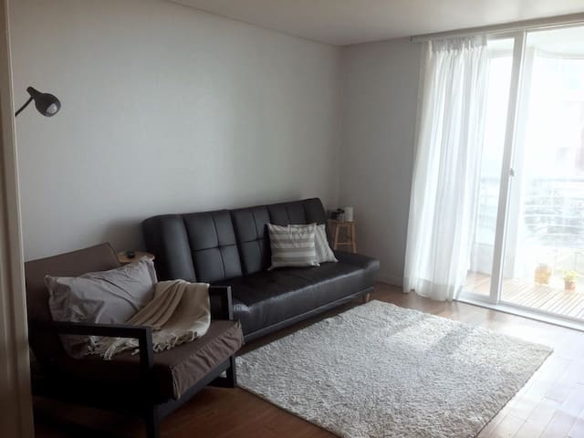 Small room for whom traveling alone - Busan - Apartment