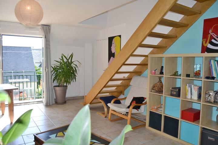 Appartement   proche des remparts de Guérande