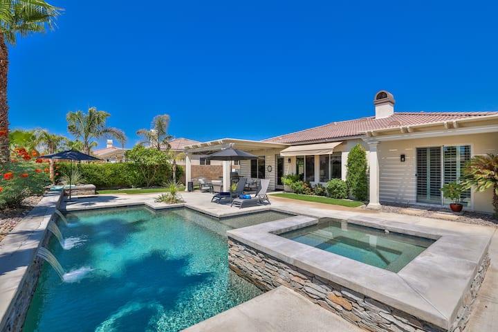 La Quinta Home w/amazing pool/spa & more (30+ day)