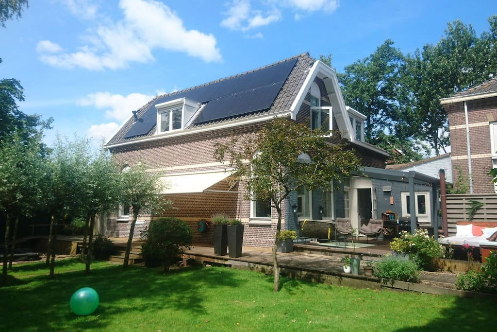Spacious and child friendly 10 min from amsterdam for Huizen te koop amsterdam noord